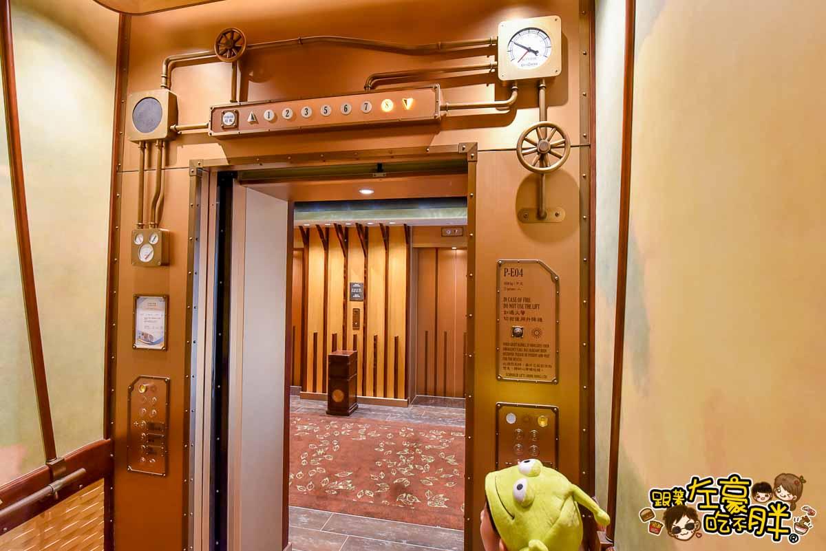 香港迪士尼探索家度假酒店-147