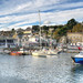 The inner harbour, Padstow, Cornwall