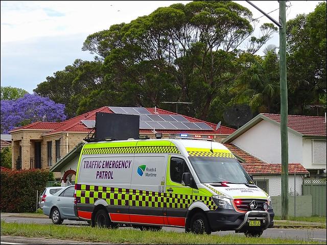 Traffic Control Sydney 2018, Sony DSC-HX90V, Sony 24-720mm F3.5-6.4
