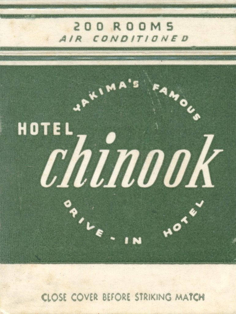 The Chinook Hotel - Yakima, Washington