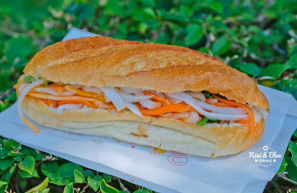 越南法國麵包工藝.第二市場01