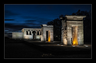 Templo de Debod..... | by Angel.M2