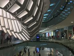 Futuristic shopping
