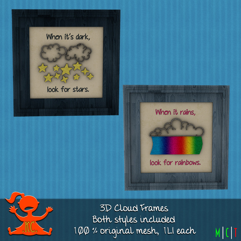KC Cloud Frames