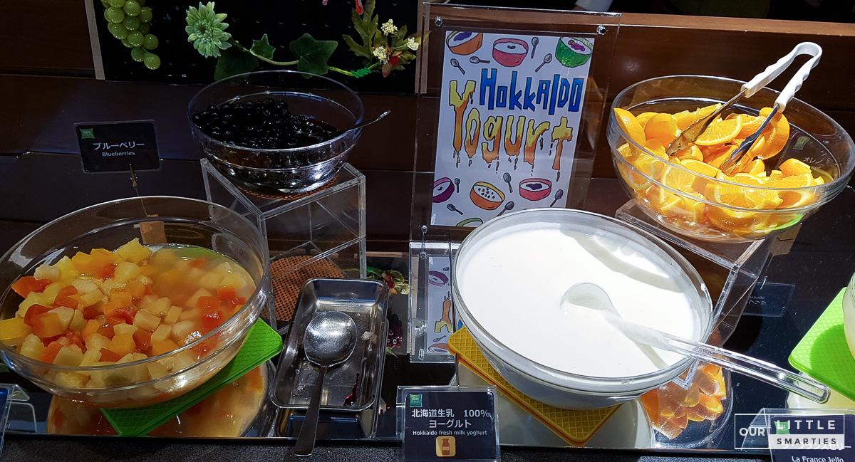 Ibis styles sapporo breakfast