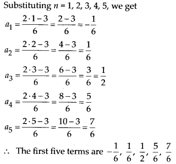 NCERT Solutions for Class 11 Maths Chapter 9 Sequences and Series 4