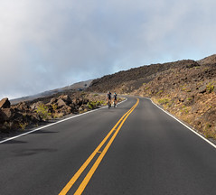 Mount Haleakala bike tour Maui, Hawaii