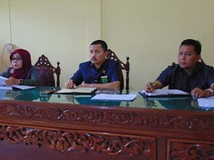 Pengadilan Agama Tanjungbalai Gelar Rapat Koordinasi dan Pembinaan Bulanan dengan seluruh pegawai