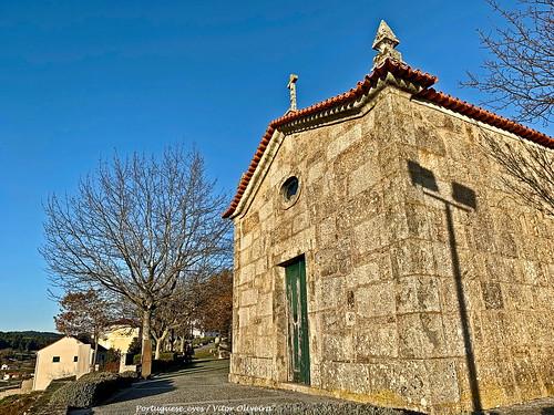 Capela de Nossa Senhora do Leite - Aguiar da Beira - Portugal 🇵🇹