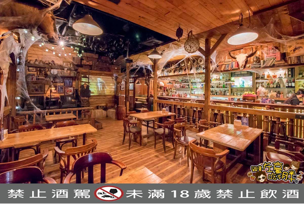 馬爹力舊美式餐酒館-1
