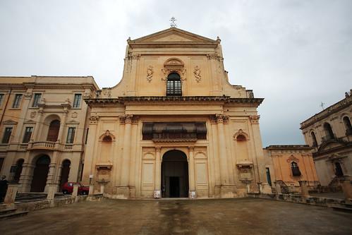 Noto: Chiesa di Santa Chiara