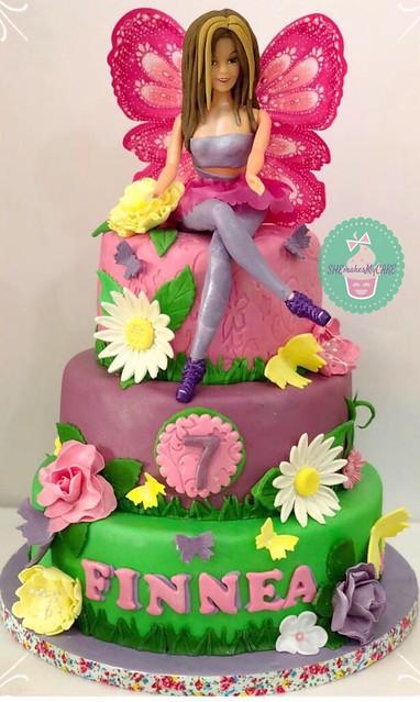 Cake by Sheryl Garcia