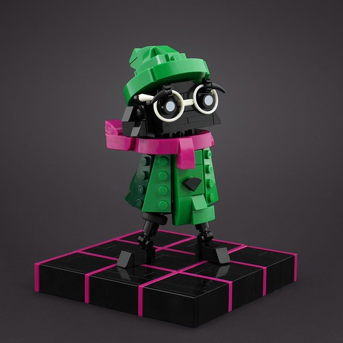 Ralsei, Prince from the Dark