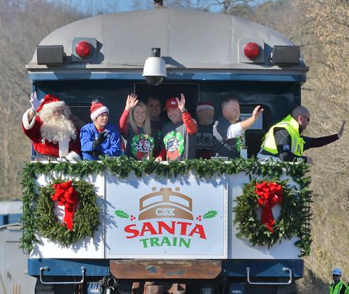 76th Santa Train