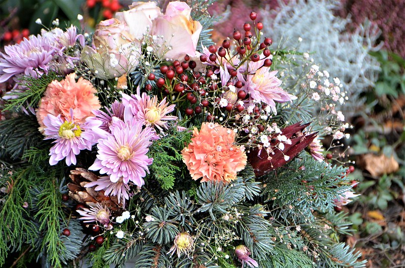 Flower Arrangement 20.11.2018