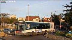 Irisbus Citélis Line - RATP (Régie Autonome des Transports Parisiens) / STIF (Syndicat des Transports d'Île-de-France) n°3738