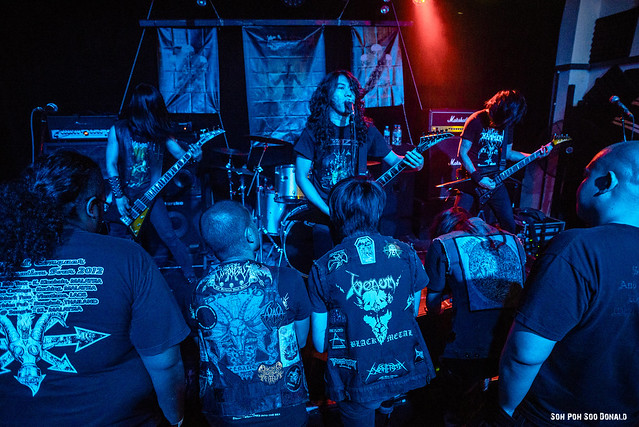 Morbid Metal Festival Day 3, Nikon D610, AF Nikkor 20mm f/2.8D