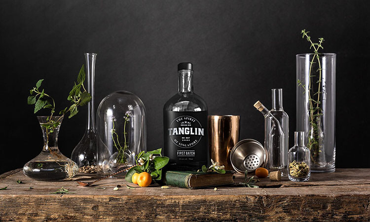 Tanglin's New Gin