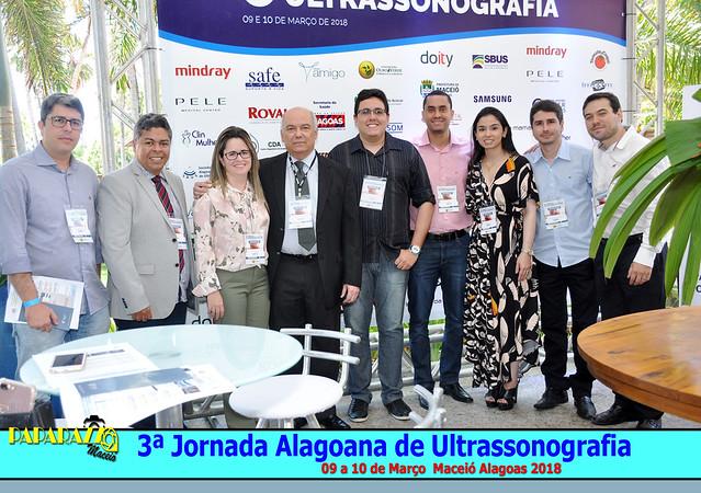 III - Jornada Alagoana de Ultrassonografia da SBUS - Participantes