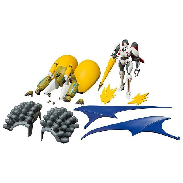 超級迷你盒玩 《真蓋特機器人 世界最後之日》系列「第四彈」【PB限定】!スーパーミニプラ 真(チェンジ!!)ゲッターロボ Vol.4【プレミアムバンダイ限定】