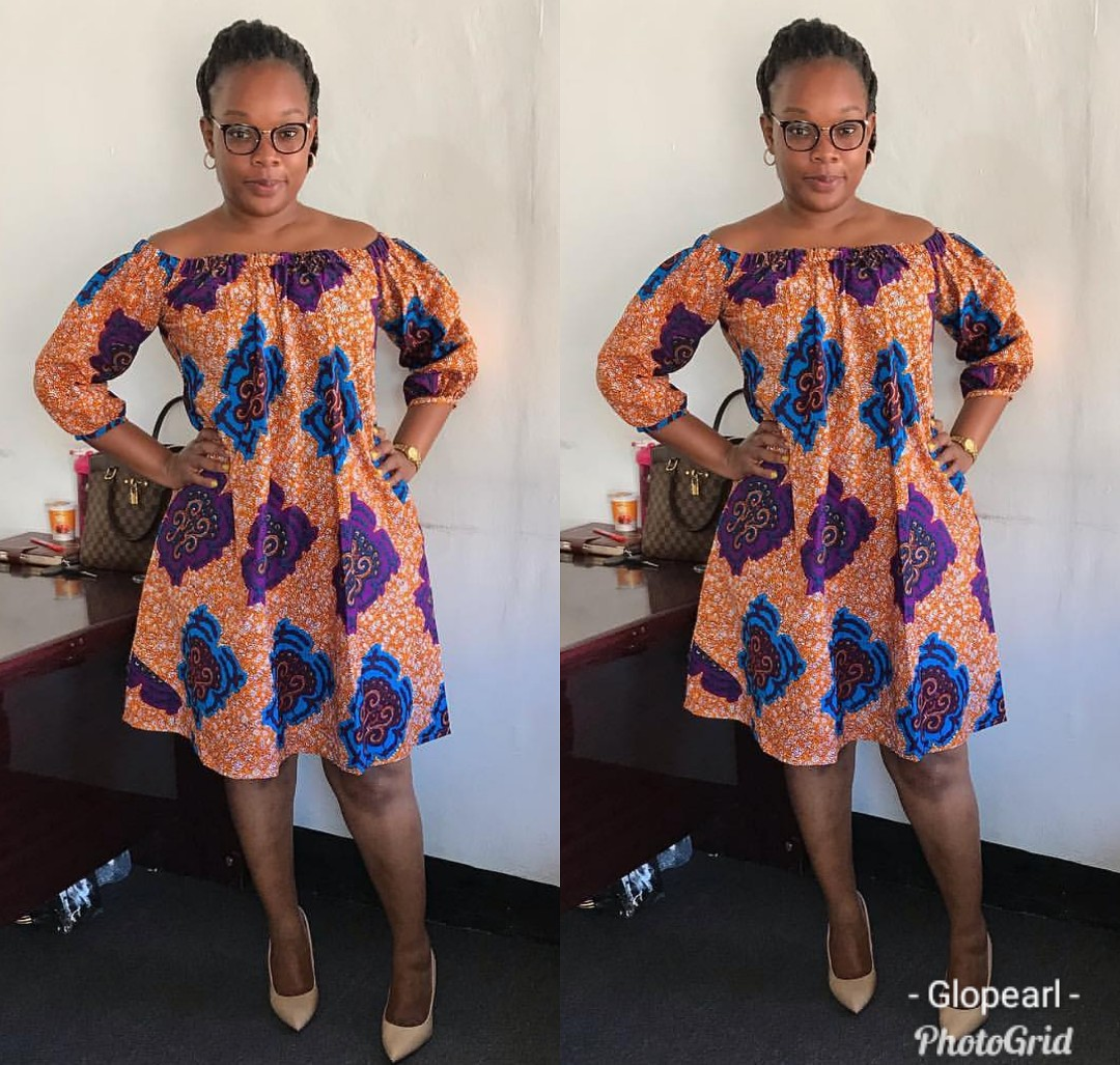 BEAUTIFUL ANKARA STYLES 2020 SUITABLE FOR YOUR EVENTS! 1