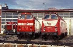 - DR 119 / DB 119 045  bis