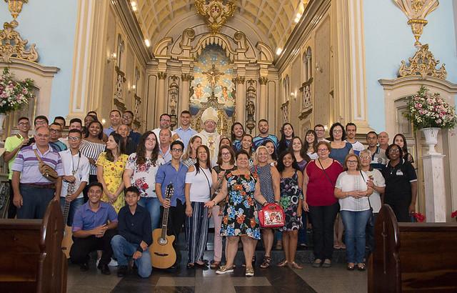 Missa de Envio - JMJ 2019