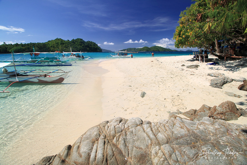 Paradise Island, Port Barton