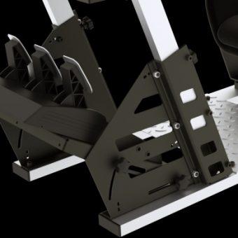 RC1000 Pedal Deck