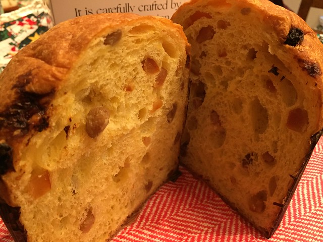 Candied Orange Raisin Panettone From Roy