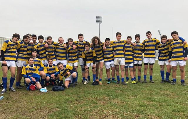U16 vs Noceto