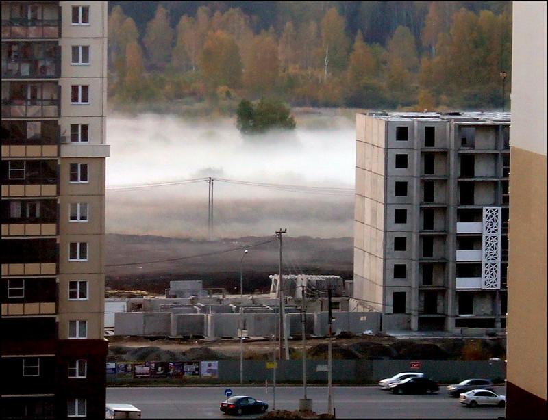 Челябинск 3914 Туман