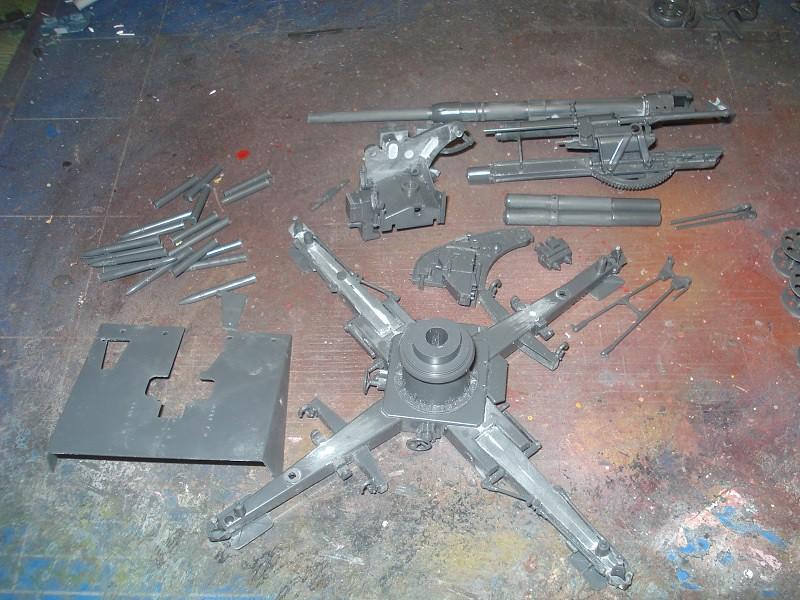 88mm gun flak 37 - Tamiya 1/35 46354647542_b86360e0a1_b