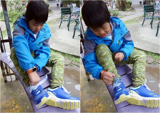 FILA 兒童氣墊慢跑鞋 足弓支撐鞋墊 (5)