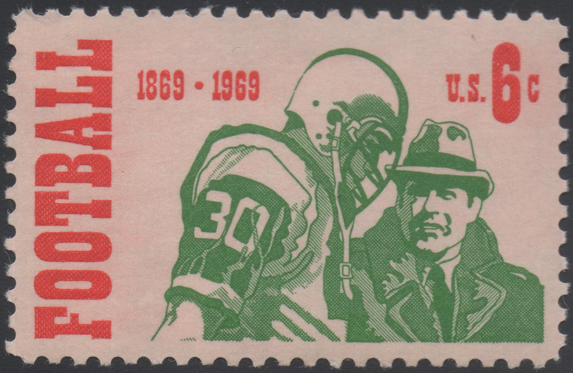 United States - Scott #1382 (1969)