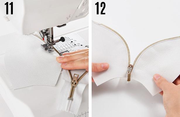 Mouse Bag DIY Steps 11 12