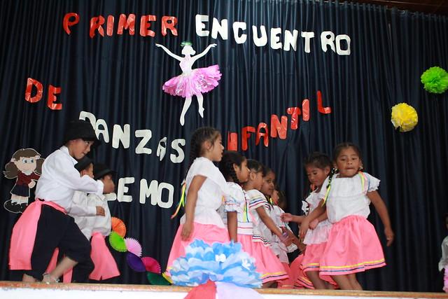 Primer Encuentro de Danza Infantil 2018