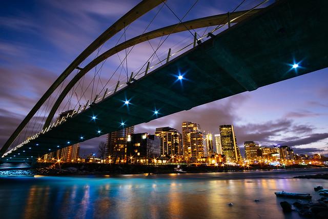 Calgary Skyline-1