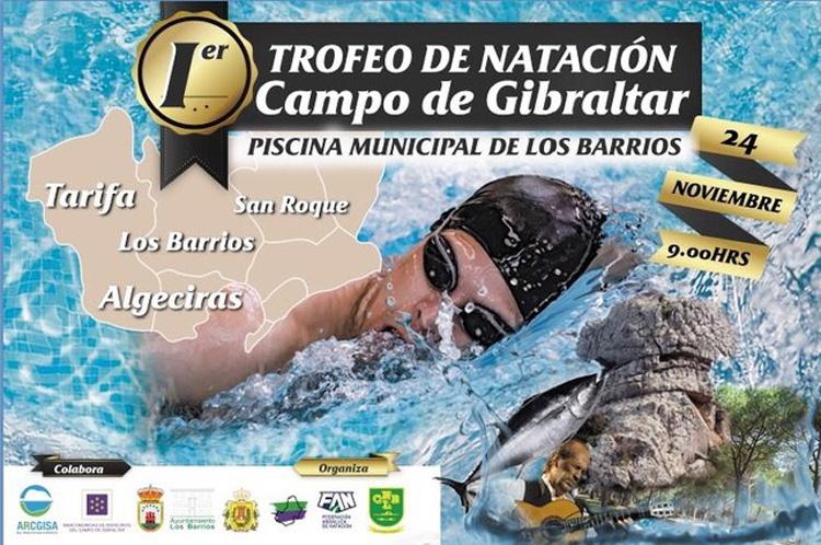 El CD Natación Ciudad de Algeciras estarán presenten en el I Trofeo Campo de Gibraltar