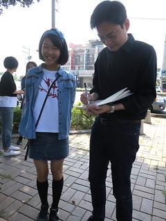 20181021-zozo與蔣伯欣老師 拷貝