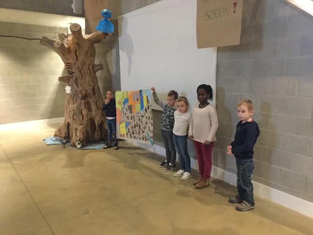 Afronding thema Kinderspelen en Klimaat