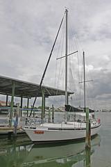 Sailboat, Saint Petersburg Beach, Florida