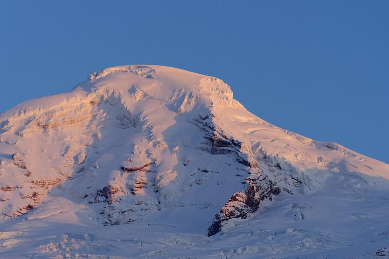 Heliotrope Ridge, 11 Nov 2018