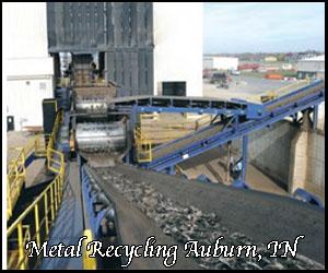 Metal recycler in Auburn
