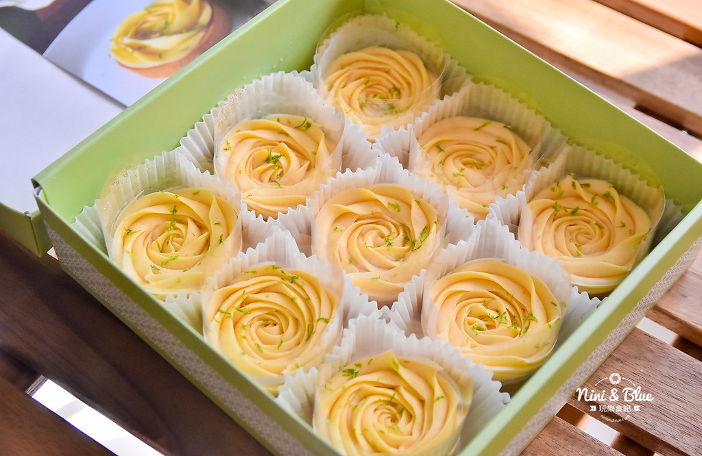 Cream Tea.台中檸檬塔04