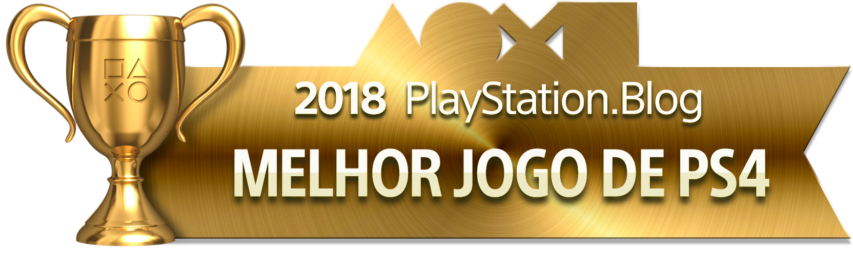 Best PS4 Game - Gold