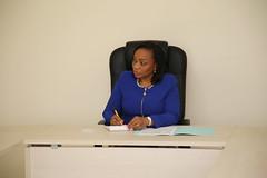 Le Ministre de la Mer et de la Pêche du Gabon - © FAO