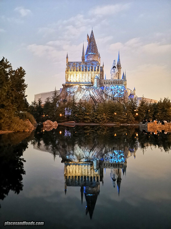 Universal Studios Japan Harry Potter Hogswarts