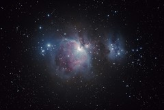 The Orion Nebula - M42 - Photo of Fargues