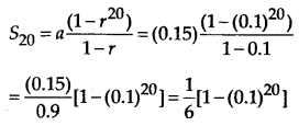 NCERT Solutions for Class 11 Maths Chapter 9 Sequences and Series 43
